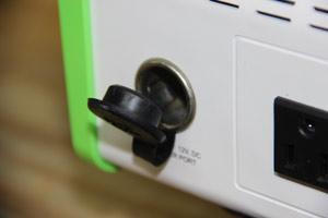 12-volt DC charger